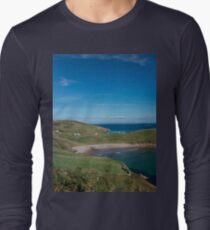 Muckross Head, Donegal, Ireland Long Sleeve T-Shirt