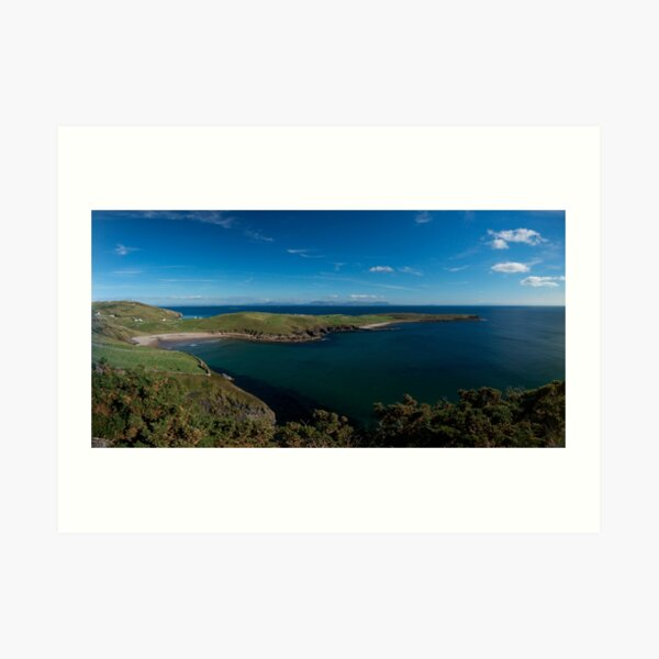 Muckross Head, Donegal, Ireland Art Print
