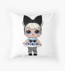 LOL Surprise Dolls - Curious QT Throw Pillow