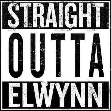 Straight outta Elwynn by iPixelian