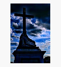 Heavenly Sorrow Photographic Print