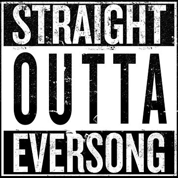 Straight outta Eversong by iPixelian