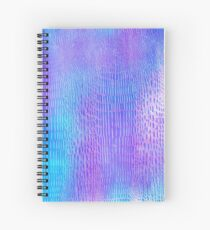 Hello Holo I [iPad / Phone cases / Prints / Clothing / Decor] Spiral Notebook