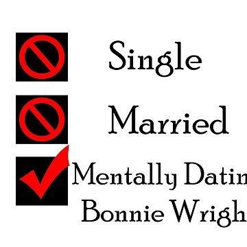 Mentally Dating Bonnie Wright by wasabi67
