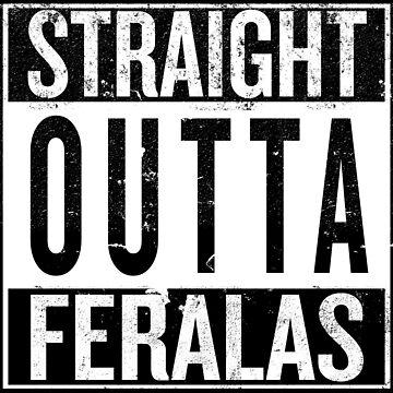 Straight outta Feralas by iPixelian