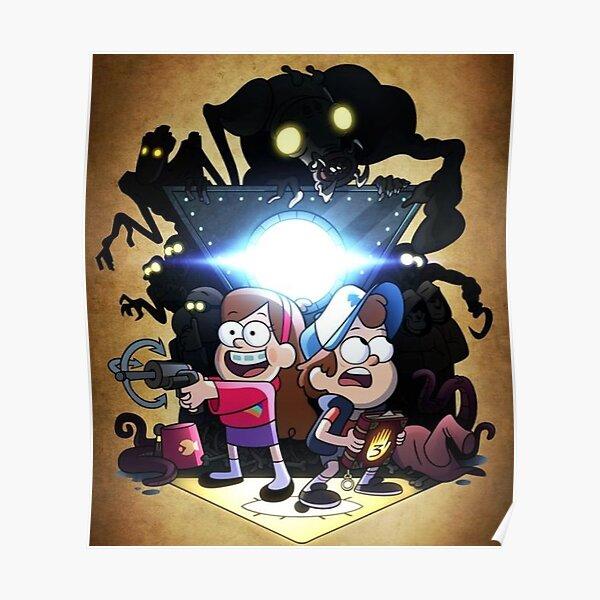 Gravity Falls - Saison 2 Poster