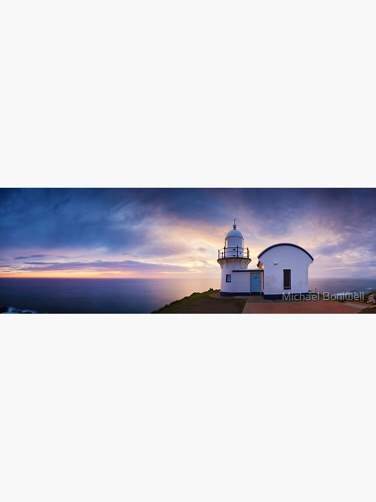 Tacking Point Lighthouse, Port Macquarie, New South Wales, Australia by Chockstone