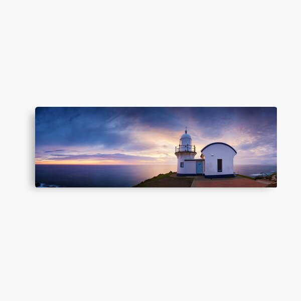 Tacking Point Lighthouse, Port Macquarie, New South Wales, Australia Canvas Print