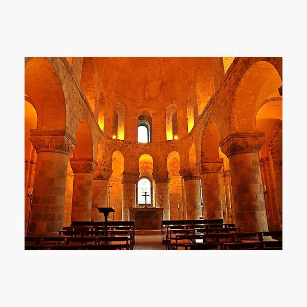 St. John's Chapel - Tower of London Photographic Print