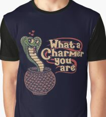 Charmed I'm Sure Graphic T-Shirt