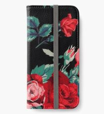 Supreme style trill roses wallpaper Iphone cases iPhone Wallet/Case/Skin
