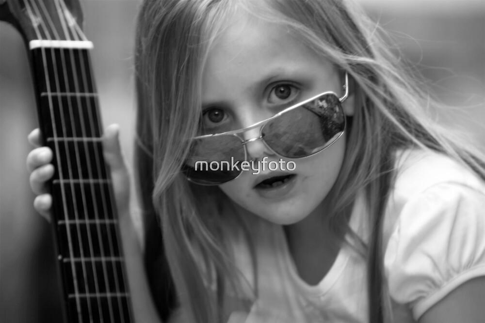 Little Miss Lily by monkeyfoto