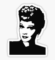 Queen Of Comedy Sticker