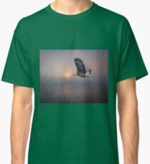Soaring At Sunrise Classic T-Shirt