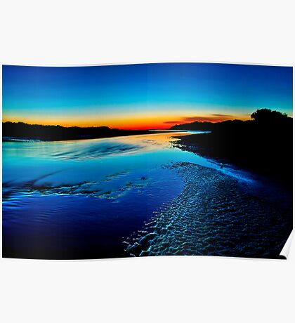 """""""Daybreak Reflections"""" Poster"""