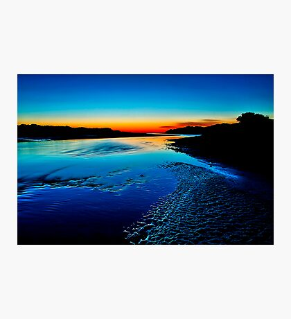 """Daybreak Reflections"" Photographic Print"