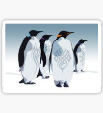 Gangs of Antarctica  Sticker