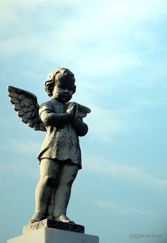 Little Angel by gigglemonster