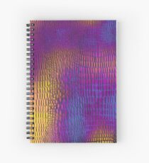 Hello Holo II [iPad / Phone cases / Prints / Clothing / Decor] Spiral Notebook