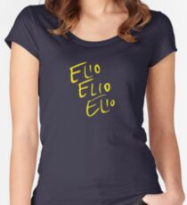 Elio Call Me By Your Name Women's Fitted Scoop T-Shirt