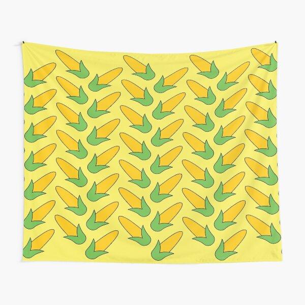 Cortinas de maíz Tela decorativa