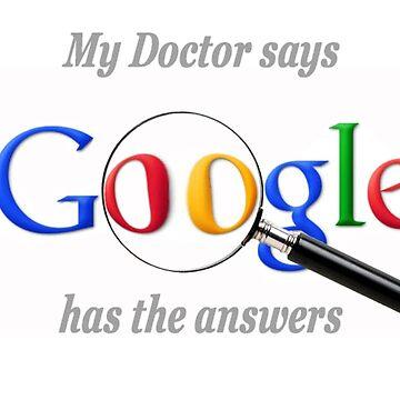 Hypochondriac Google by PerpetualGaisho