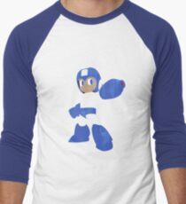 Project Silhouette 2.0: Megaman Men's Baseball ¾ T-Shirt