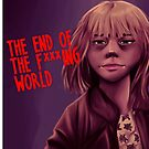«The End of the F***ing World - Alyssa» de Quinjao