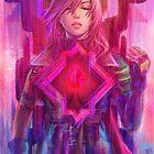 Final Fantasy XIII - Lightning by Dice9633