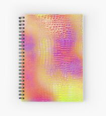 Hello Holo IV [iPad / Phone cases / Prints / Clothing / Decor] Spiral Notebook