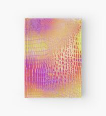 Hello Holo IV [iPad / Phone cases / Prints / Clothing / Decor] Hardcover Journal