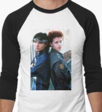 corey haim and corey feldman Men's Baseball ¾ T-Shirt