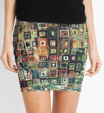 Cufflinks Mini Skirt