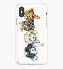 Sleepy Cockapoos iPhone Case/Skin