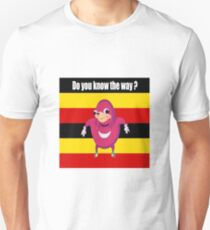 Do you know the way? Unisex T-Shirt