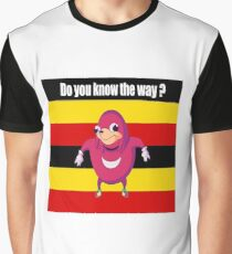 Do you know the way? Graphic T-Shirt