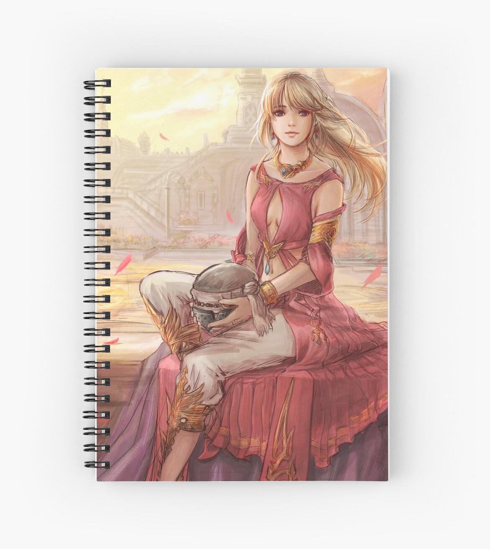 Final Fantasy 14 Lyse Art
