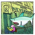 Hotel Nevermind by Frost Newton