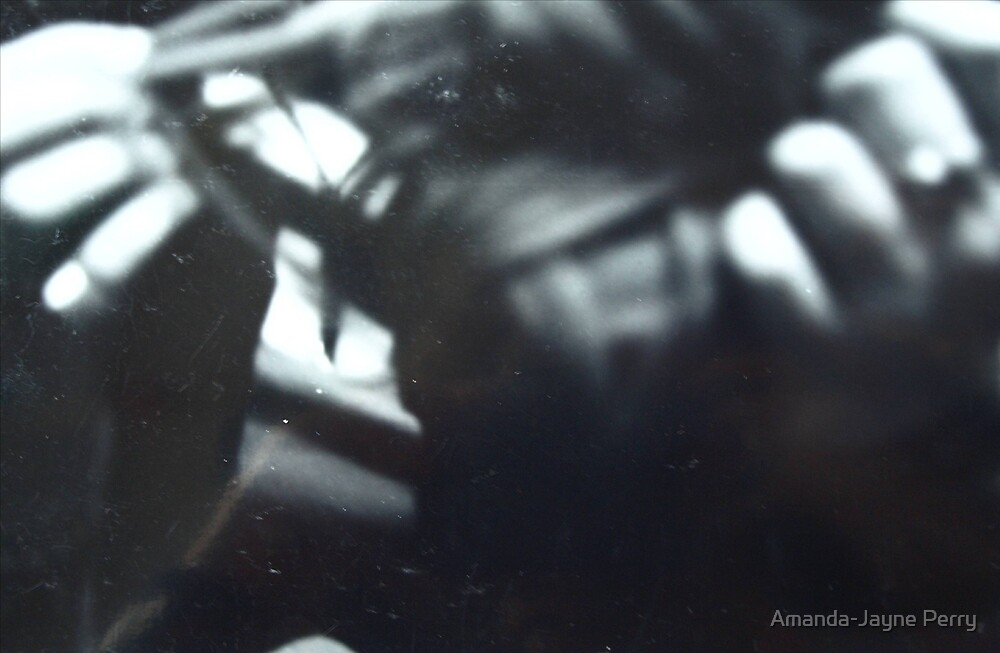 Hands II by Amanda-Jayne Perry