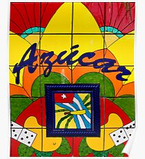 AZÚCAR Poster