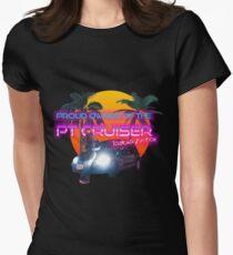 Proud PT Cruiser Owner T-shirt Women's Fitted T-Shirt