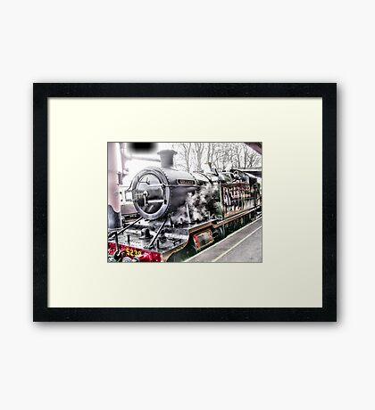 Goliath Framed Print