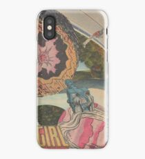 Orfro (penny planet) iPhone Case