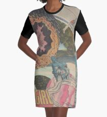 Orfro (penny planet) Graphic T-Shirt Dress