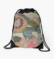 Orfro (penny planet) Drawstring Bag