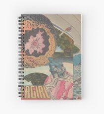 Orfro (penny planet) Spiral Notebook