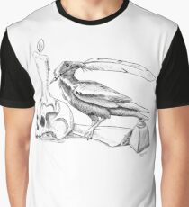 Quoth the Raven Graphic T-Shirt