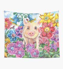 Tela decorativa Penelope Pig