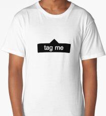 Tag Me Long T-Shirt