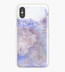 Watercolour Landscape 034 Limited Palette iPhone Case/Skin